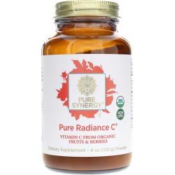 Pure Synergy Pure Radiance C Powder 4 Oz