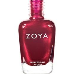 Zoya Nail Polish Red Isla .5 Oz