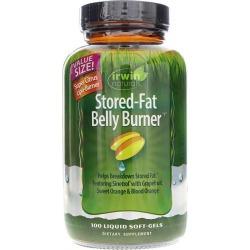 Irwin Naturals Stored-Fat Belly Burner 60 Liquid Softgels