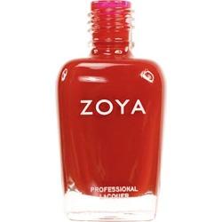 Zoya Nail Polish Red Gia .5 Oz