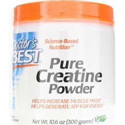 Doctors Best Pure Creatine Powder 10.6 Oz