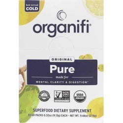Organifi Pure Superfood Go Packs 30 Packets