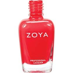 Zoya Nail Polish Red Maura .5 Oz