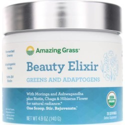 Amazing Grass Beauty Elixir 4.9 Oz found on Bargain Bro Philippines from natural healthy concepts for $21.99