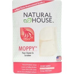 Natural House Moppy Floor Cleaner 4 Packets