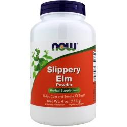 NOW Foods Slippery Elm Powder 4 Oz