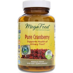 Megafood Pure Cranberry 60 Capsules found on Bargain Bro Philippines from natural healthy concepts for $27.42