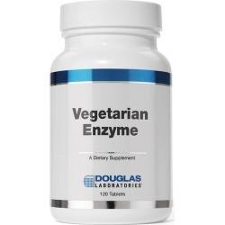 Douglas Laboratories Vegetarian Enzyme 120 Tablets