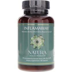 Natura Health Products InflamAway 90 Capsules
