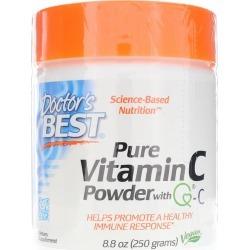 Doctors Best Vitamin C Powder 8.8 Oz