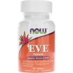 NOW Foods Eve Tablets Superior Women's Multi 90 Tablets