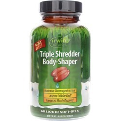 Irwin Naturals Triple Shredder Body-Shaper 60 Liquid Softgels