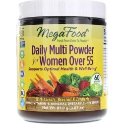 Megafood Daily Multi Powder for Women Over 55 60 Servings found on Bargain Bro Philippines from natural healthy concepts for $29.17
