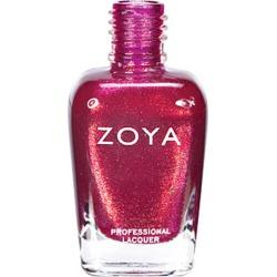 Zoya Nail Polish Red Reva .5 Oz