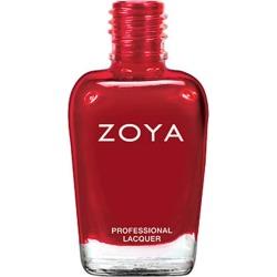 Zoya Nail Polish Red Rekha .5 Oz