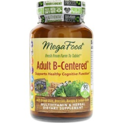 Megafood Adult B-Centered 90 Tablets found on Bargain Bro Philippines from natural healthy concepts for $34.28