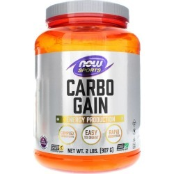 NOW Foods Carbo Gain Powder for Energy Production 2 Lbs