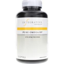 Integrative Therapeutics Pure Omega HP 120 Softgels