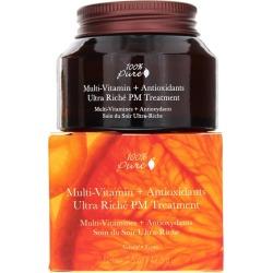 100% Pure Multi-Vitamin + Antioxidants Ultra Riche PM Treatment 1.5 Oz