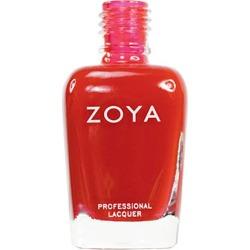Zoya Nail Polish Red Haley .5 Oz