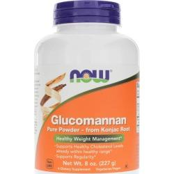 NOW Foods Glucomannan Pure Powder 8 Oz