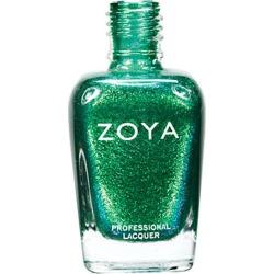 Zoya Nail Polish Green Ivanka .5 Oz