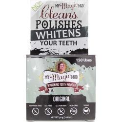 My Magic Mud Whitening Tooth Powder Flavorless 1.06 Oz
