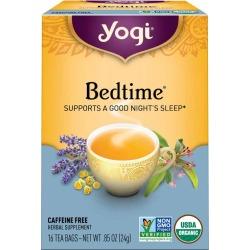 Yogi Tea Bedtime Tea 16 Tea Bags