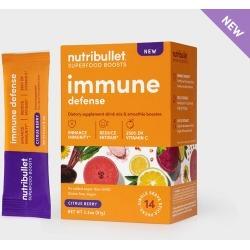 Immune Defense - Subscription Citrus Berry | 14 Stick Packs