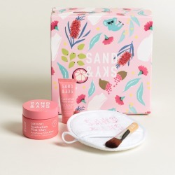 Sand & Sky Dream Team Australian Pink Clay Mask Gift Set found on Bargain Bro UK from Oliver Bonas Ltd