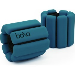 Bala Blue Weighted Resistance Exercise Band Set of Two found on Bargain Bro UK from Oliver Bonas Ltd