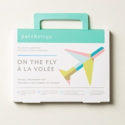 Patchology On the Fly Treatment Mask Kit Set of Four found on Bargain Bro UK from Oliver Bonas Ltd