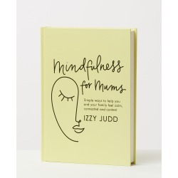 Mindfulness for Mums Book found on Bargain Bro UK from Oliver Bonas Ltd