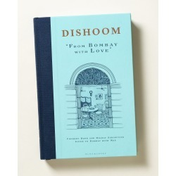 Dishoom: From Bombay With Love Cookbook found on Bargain Bro UK from Oliver Bonas Ltd