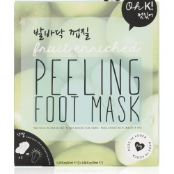 OH K! Peeling Foot Mask found on Bargain Bro UK from Oliver Bonas Ltd