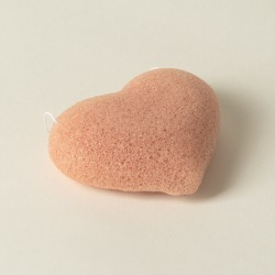Pink Clay Konjac Sponge found on Bargain Bro UK from Oliver Bonas Ltd
