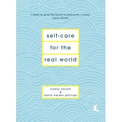 Self-Care for the Real World Book found on Makeup Collection from Oliver Bonas Ltd for GBP 17.66