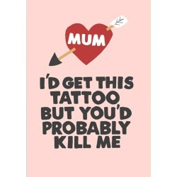 Mum Love Mother's Day Card