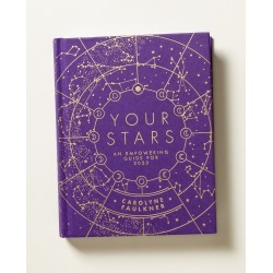 Your Stars: An Empowering Guide for 2020 Journal found on Bargain Bro UK from Oliver Bonas Ltd