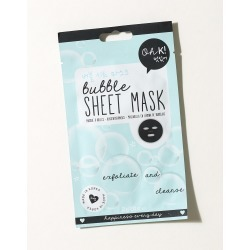 OH K! Bubble Sheet Mask found on Makeup Collection from Oliver Bonas Ltd for GBP 4.61