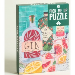 Pick Me Up Puzzle 500 Piece Gin Jigsaw Puzzle