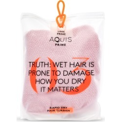 Aquis Rapid Dry Hair Turban found on Bargain Bro UK from Oliver Bonas Ltd