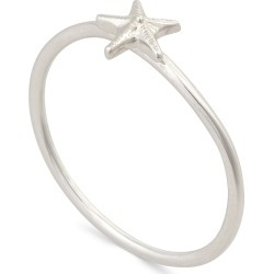 Shelby the Starfish Silver Ring found on Bargain Bro UK from Oliver Bonas Ltd
