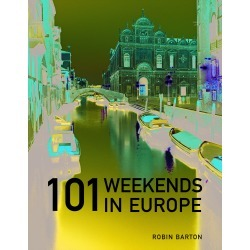 101 Weekends in Europe Book found on Bargain Bro UK from Oliver Bonas Ltd