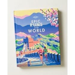 Epic Runs of the World Book found on Bargain Bro UK from Oliver Bonas Ltd