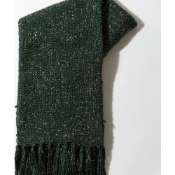 Orient Green & Gold Throw found on Bargain Bro UK from Oliver Bonas Ltd