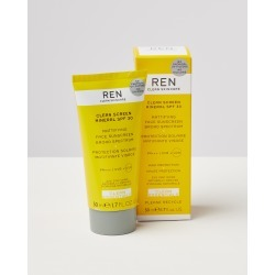 REN Clean Screen Mineral Sunscreen SPF 30 found on Bargain Bro UK from Oliver Bonas Ltd