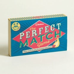 The Perfect Match Card Game