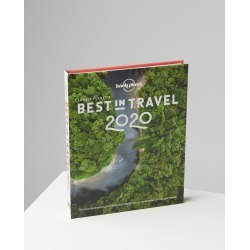Lonely Planet Best in Travel 2020 Book found on Bargain Bro UK from Oliver Bonas Ltd