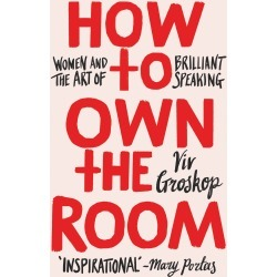 How to Own the Room Book found on Bargain Bro UK from Oliver Bonas Ltd